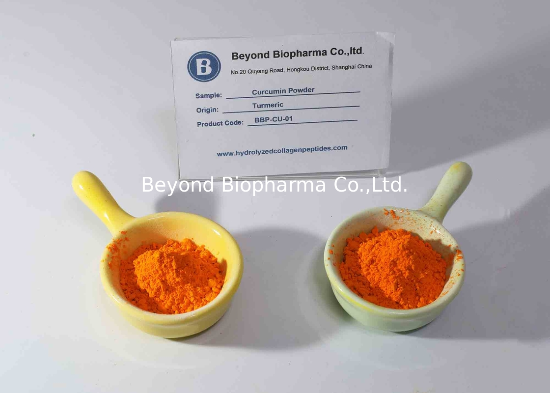 Non - Steroidal Curcuma Longa Root Extract With 75% Purity Of Curcumin
