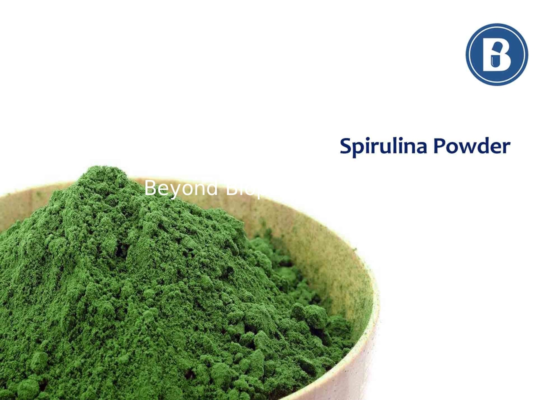 Hala Verified Algae Blue Spirulina Powder For Food Supplement Ingredient